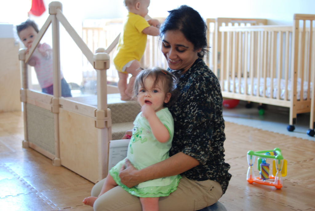 Bristow Montessori School Infant Program