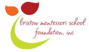 logo bristow montessori school foundation