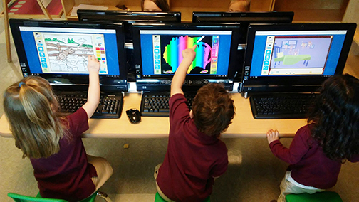 computer club bristow montessori school