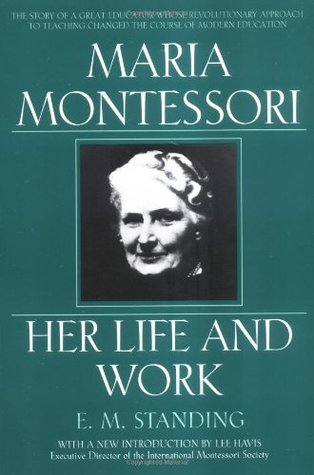 montessori education maria montessori book