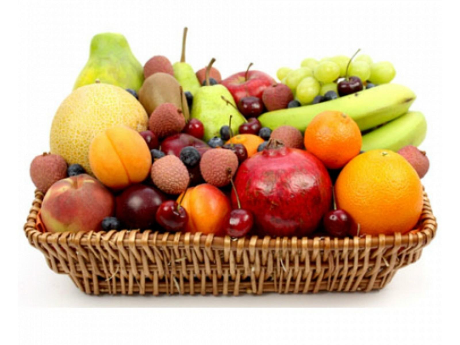 Fruit Basket Bristow Montessori School