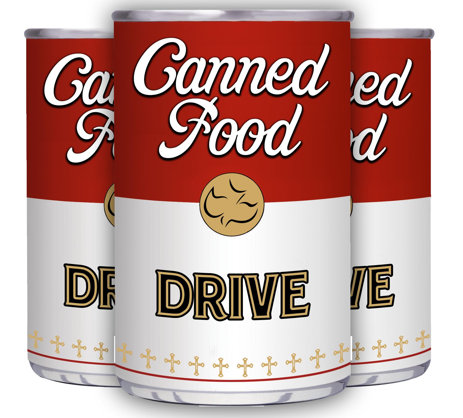 canned food drive bristow montessori school